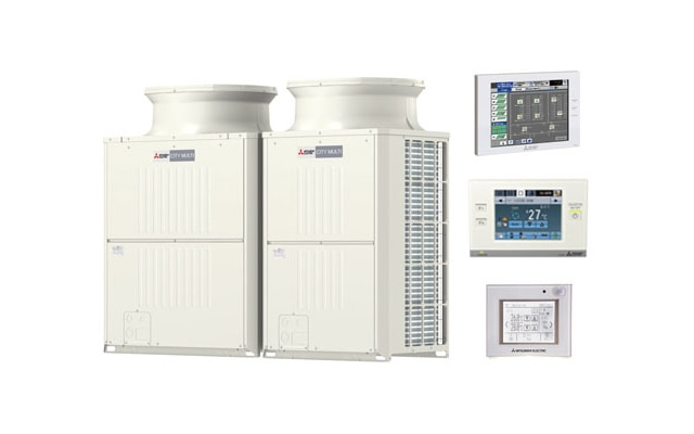 VRF Multi-Split Air Conditioner (City Multi)